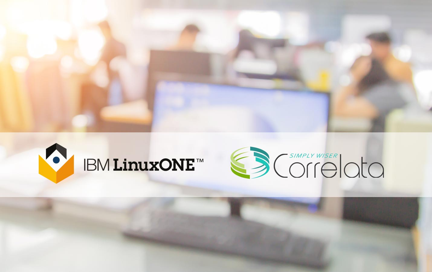 Correlata Solutions Completes Installation on IBM LinuxONE in North America